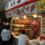 famous roast meat takeaway
