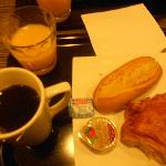 La nostra colazione! buona e abbondante
