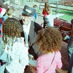Polar Express at Blackberry Farm in Aurora, IL