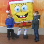 Xmas Spongebob