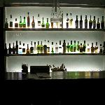 The bar, very elegant