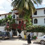 GARDEN LODGE HOSTEL Stone town Zanzibar