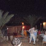 soiree avec les touaregs