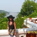 Vista del Río Mekong