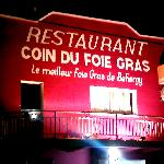 the restaurant by night