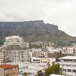 View of Table Mountain.