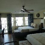 Clean, big room