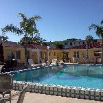 Gulf Tides Inn pool