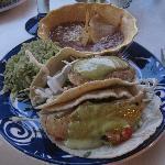Bar Oceana fish tacos