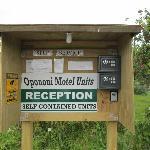 Opononi Motel Units