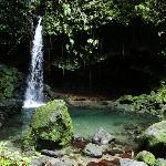 Beautiful Emerald Pool