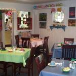 Cafe Dining in Door County