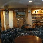 Bar de la pourvoirie