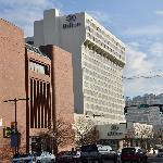 Hilton Hotel Salt Lake City Downtown