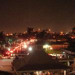 Nighttime view of Nassau from our window (R#$^)