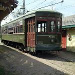 Trolley #836