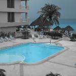 Pool at Playa Azul