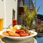 Grand Breakfast from our Breakfast menu