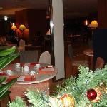バイキングレストラン