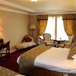 our room-executive twin
