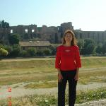 """The Palatine Hill is one of the oldest and I feel most """"authentic"""" sites in Rome"""