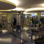 the very complete men's gym