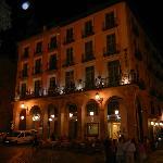 The Hotel Infanta Isabel