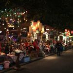 photo de la rue du VINGTAI