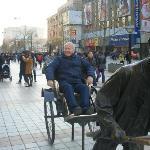 Wang Fu Jing street......