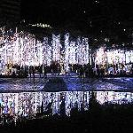 This is Ayala Land's Enchanting son et lumiere (lights and sound) show drawing crowds every even