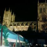 Lincoln Medieval Market at the Bishops Palace