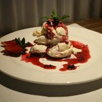 The Pavonia Meringue