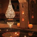 A thousand and one night of the Hammam of La Maison Arabe