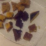 assaggini di dolci