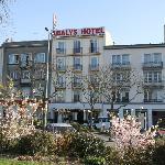 Photo de Hotel Abalys