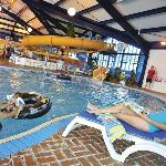 Indoor Swimming Pool at Parkdean West Bay Holiday Park