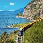 The Transsiberian by Private Train on the shores of Lake Baikal