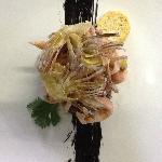 Insalata calamari e carciofi