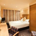 Accommodtion at Mercure Maidstone Great Danes Hotel