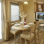 Example of Caravan Accommodation at Parkdean Sundrum Castle Holiday Park