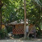 our beach hut
