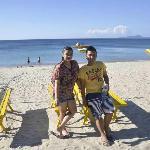 Beach View - Tinay and Jojo