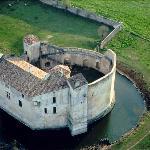 Chateau Fort de Saint Jean d'Angle