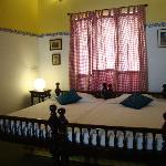 Notre jolie chambre