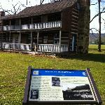 One of the historically interesting sites to visit very near the B&B