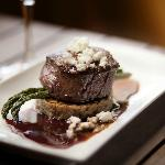 Murraylands Beef Fillet with Porcini Risotto & 'Island Pure' Feta