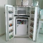 frigo in camera