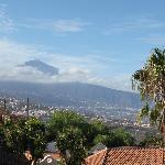 beautiful views with Mount Teide