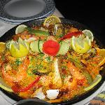 The best Paella on the Island :-)