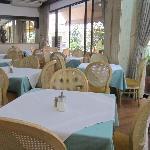 Restaurant, Ionis Hotel, Athens